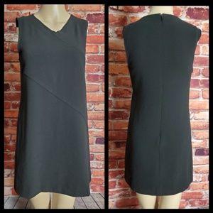Jill Stuart Black Sleeveless Dress Size Small